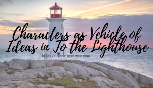 to the lighthouse characters