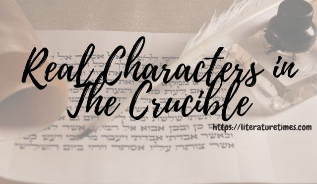 the crucible real characters