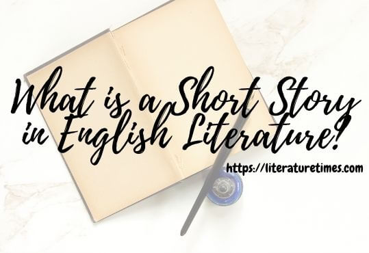 What is a Short Story in English Literature